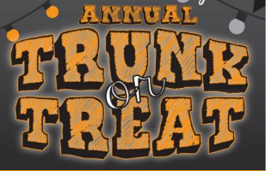 Annual Trunk or Treat at Lybrook Elementary